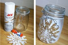 3 creative ways to use a Snowflake DIY at momsbestnetwork.com So cool!