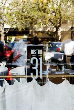 Bistro 31 // 87 Highland Park Village, Dallas, TX 75205 Phone:(214) 420-3900 Hours: Wednesday 8:00 am – 11:00 pm
