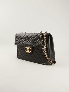 Chanel Vintage Large...