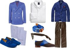 Blue Skies... Pick Your Poison, created by theaffluentacademy on Polyvore