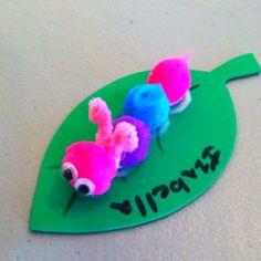 Girl Scout Swap Caterpillar