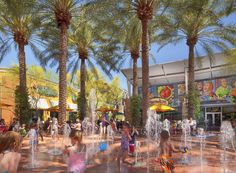Any summer day is the perfect day for the Splash Pad at Desert Ridge Marketplace!   http://www.shopdesertridge.com