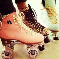 Roller skates =]
