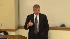 David Everitt, Retired John Deere president, spoke at #KState on feeding a hungry world. #globalfoodsystems