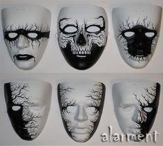 Dark Masks