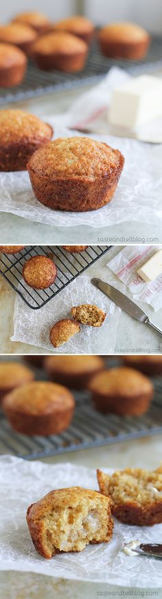 Brown Sugar Muffins - a family favorite for years!