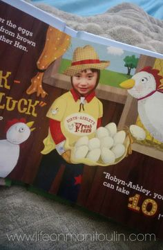 I See Me - My Farm Friends Personalized Book