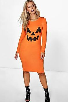 Plus Size Halloween