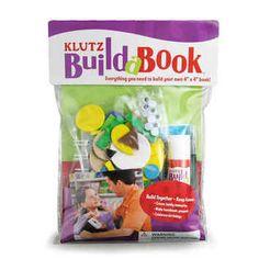 build-a-book kit