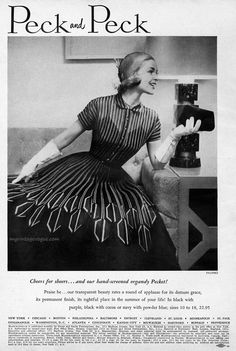 Fashion by Peck and Peck (1951)
