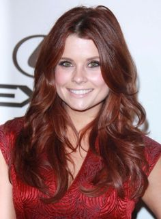 Top 10 Red Hairstyles of 2010