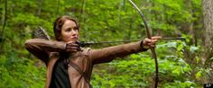 'Hunger Games' Becomes Part Of School Curriculum As Students Go On Movie Field Trip katniss everdeen, the hunger, catching fire, halloween costumes, fictional characters, game, north carolina, full movies, jennifer lawrence