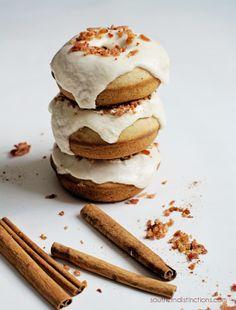 Southern Distinctions: Bacon Cinnamon Doughnut