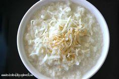 Coconut Cauliflower Rice www.kateshealthycupboard.com