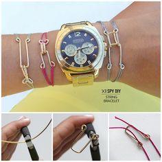 wire bracelet closures