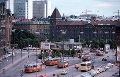 Norra Bantorget 1976