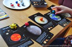 Solar System Activites