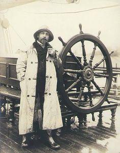 Sea Captain, 1901