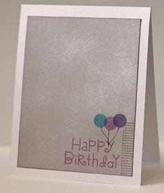 My crafty stuff: happy birthday