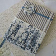 Toile de Jouy #notebook