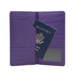 Passport Case Lilac