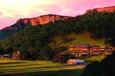 wolgan valley resort, australia