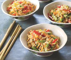 food recipes, foods, stirfri buckwheat, epicuriouscom food, macaroon