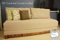 Make your own couch