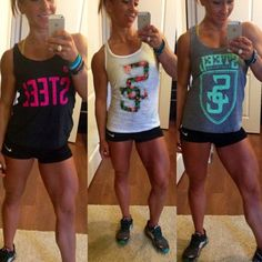 Workout Clothes for Women by Steel Clothing. Shop for activewear for