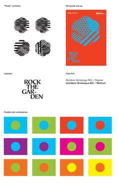 Rock the Garden / Flat Files Walker Art Center
