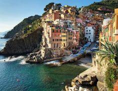Cinque Terre , Tuscany