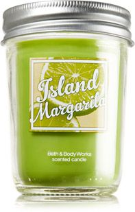 Island Margarita Bath And Body Works Candle Review