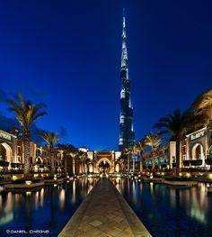 The Palace Hotel, Dubai #travel #luxury