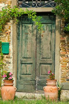 Rustic door. Great for a background.