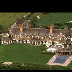 Hamptons - The Grayson's home !!! Who wouldn't want to get a little Revenge? No pun intended. :)
