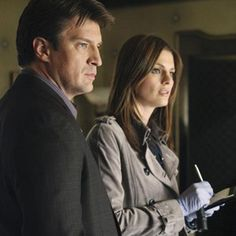 I love CASTLE!  Can't wait to get my Castle and Beckett fix.