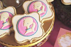 barbie cookies