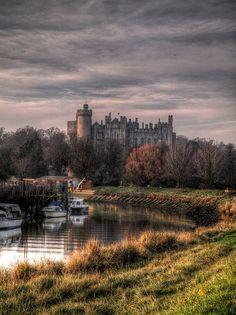 Arundel Castle, established 1067, Sussex