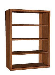 """Premium Series Wood Case Bin Upper Rack from WineRacks.com starting at: $209.00    Dimensions: 27 3/4"""" wide x 38 1/4"""" high x 12 3/8"""" deep  Capacity: 48 Bottles  Available in: Mahogany, Oak & Pine    Designed to be used with a base rack, this rack is constructed of real wood veneer plywood with no stain/finish and will hold wooden wine cases.  Rack is shipped knocked down in flat pieces. Some simple assembly required"""