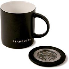 I love starbucks coffee mugs!