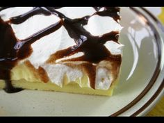 Eclair Cake - this easy-to-make dessert is one of our favorites!