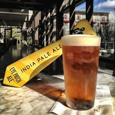 India Pale Ale at Rooftop 866 #midtown #atlanta #bar #beer