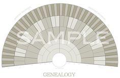 LOVE LOVE this genealogy chart
