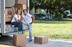 How to Save Money, Time, and Reduce Stress While Moving--I will need this starting in May--gotta get used to this moving thing