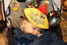 First trips to Disney for our little boys 1st birthday! @Undercover Tourist