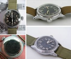 elgin a-11 military watch