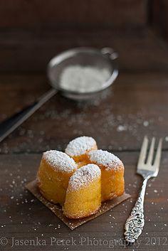 Kolačići od mandarina - Tangerine mini cakes by Sweet Corner1, via Flickr