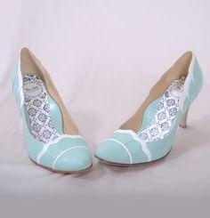 mint vintage shoes
