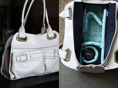 Turn any bag into a camera bag.