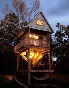 Tree House  #getaway